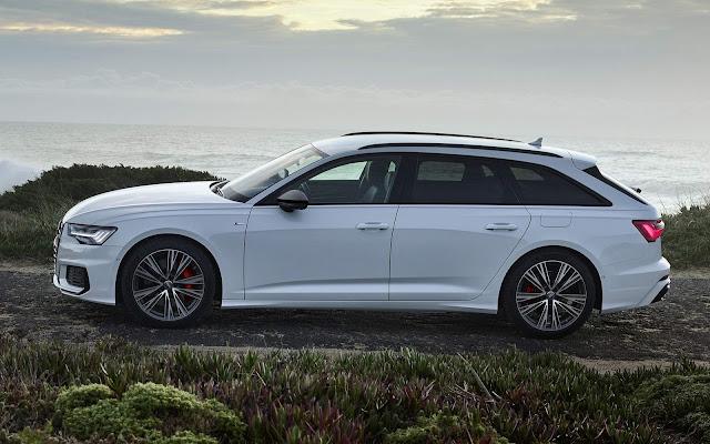 Nova Audi A6 Avant híbrida plug-in é lançada na Europa
