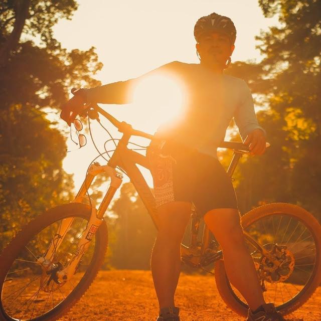 Vì sao tôi đạp xe?