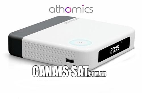 Athomics S3 Atualização V1.3.5 - 10/02/2021