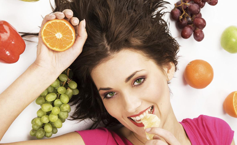Get Glowing Skin Through Your Diet
