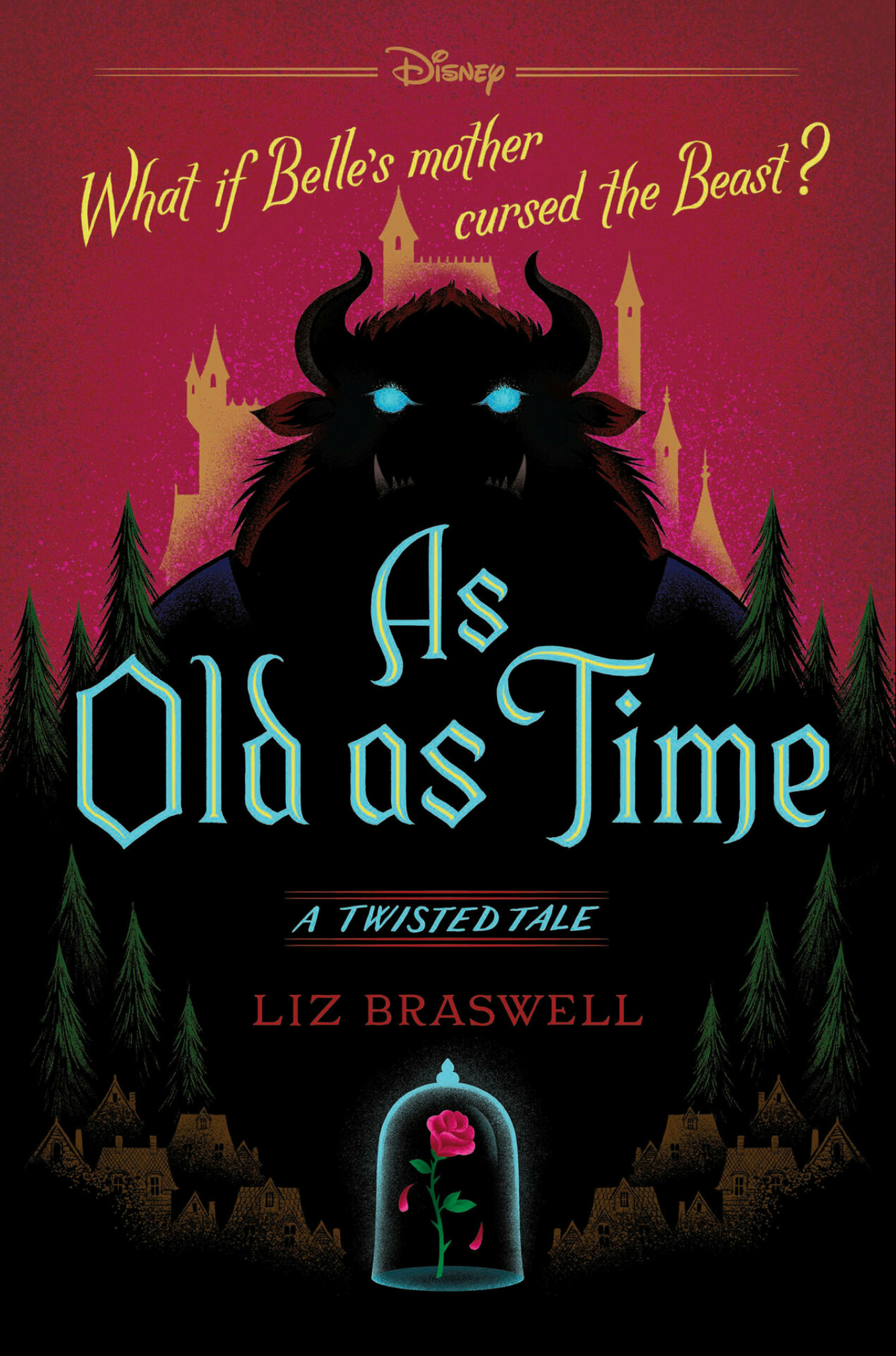 Book Sample Review - As Old As Time (A Twisted Tale) by Liz Braswell