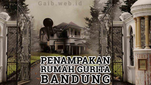 Misteri Rumah Gurita Bandung Asli Angker