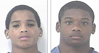 Six baby-faced Florida teens, aged 14 to 16, who 'stole a Porsche and $200,000 in burglary and blew the cash on gold teeth, bling jewelry, and sports cars for their moms'