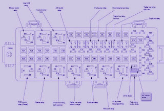 Fuse Box Diagram For 2008 Ford F250 | Fuse Box Diagram & Map