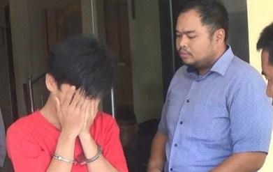 Erick Dwi Guna Yulianto Nangis Setelah Ketahuan Merekam Cewek Ganti Baju Di Mal