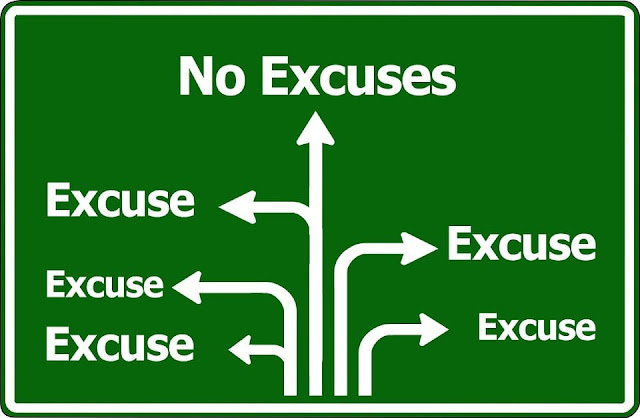 be healthy fit no excuses