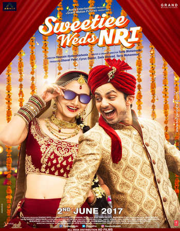 Sweetiee Weds NRI 2017 Full Hindi Movie HDTVRip Download