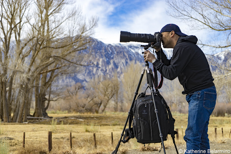 Tenba in Bishop California Best DSLR Camera Backpack Review