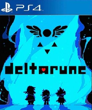 Deltarune Chapter 1 PS4