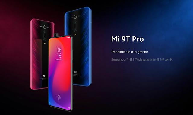 Conoce al Xiaomi Mi 9T Pro