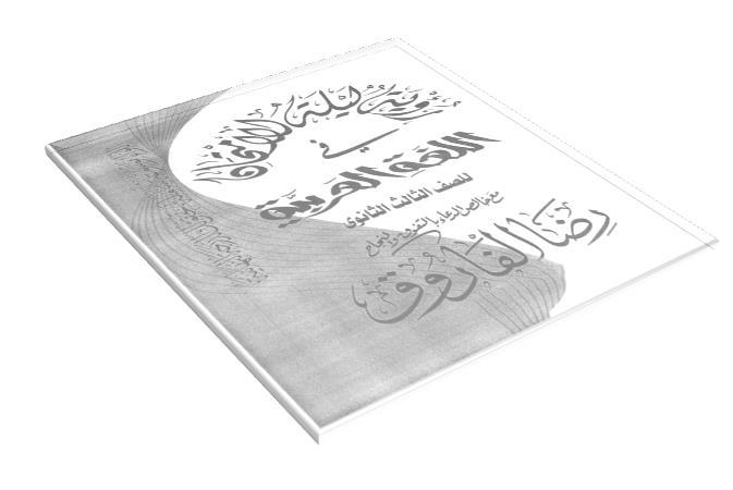 رؤية ليلة امتحان اللغة العربية الصف الثالث الثانوي 2020 رضا الفاروق