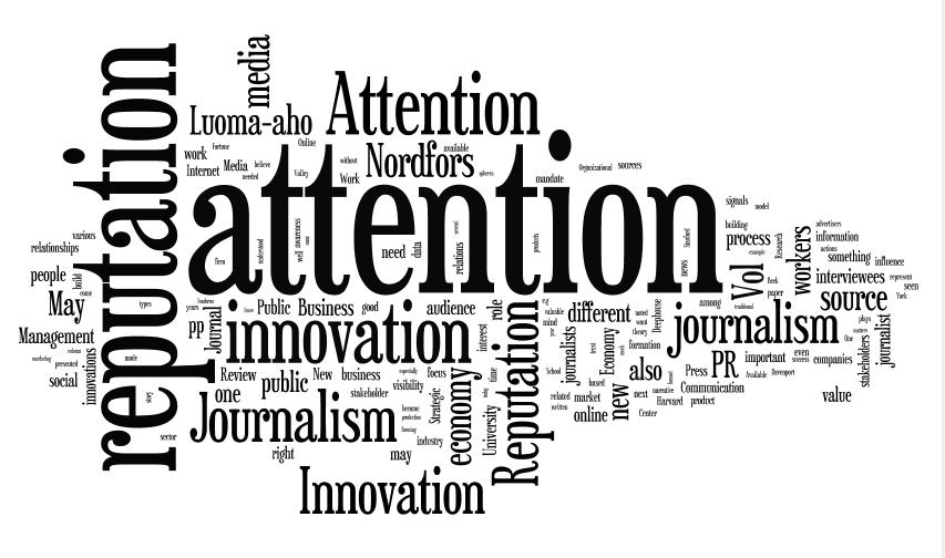 Innovation Journalism Publication Series