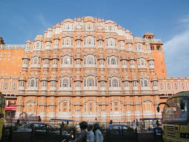 palazzo del vento a Jaipur