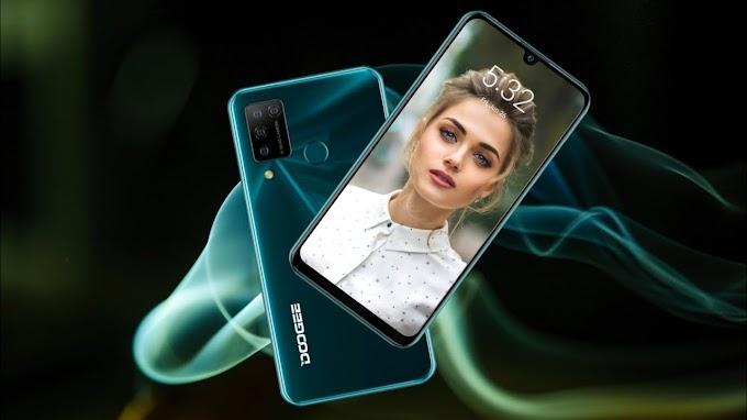 Sorteio do smartphone Doogee N20 Pro