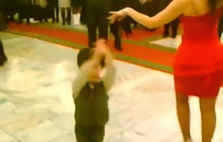 Little Kid Dancing With Hot Girl Amazing Watch Video