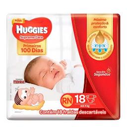 - https://www.drogariaspacheco.com.br/fralda-huggies-soft-touch-primeiros-100-dias-rn-18-unidades/p