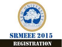 SRMEEE 2017 Hall Ticket
