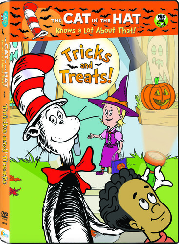 NCircle Entertainment Cat in the Hat Trick or Treat and Halloween! DVD ~ #Review #Giveaway