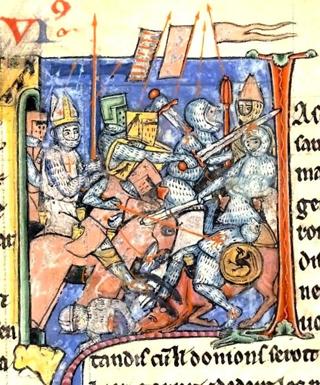 Rezar pelo triunfo das Cruzadas foi um grande motivo dos Papas