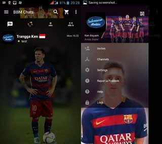 BBM Mod  Barcelona 3.0.0.18 Terbaru