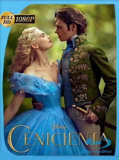 La Cenicienta (2015) HD [1080p] Latino [GoogleDrive] chapelHD