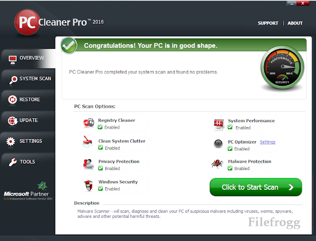 PC Cleaner Pro 2016 Full License Key