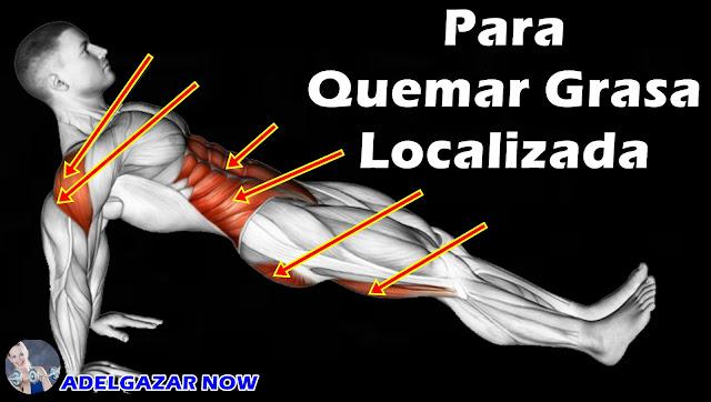 PLANCHA INVERSA. Un Solo Ejercicio Para Quemar Grasa Localizada y Mejorar la Postura - REVERSE PLANK