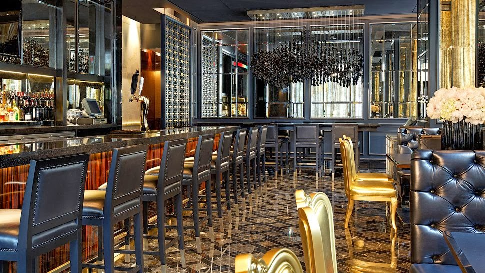 Toronto Suits Lobby Lounge,Toronto, Ontario