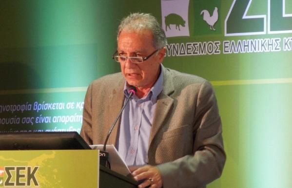 Πεβερέτος:«Η περιφέρεια Πελοποννήσου να αγοράσει εμβόλια για τον καταρροϊκό πυρετό»