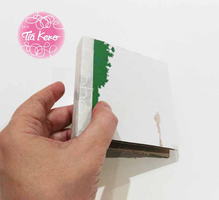 Manualidad con cartón - Handbox Craft Lovers | Comunidad DIY ...