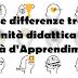 Le differenze tra Unità Didattica e Unità d'Apprendimento