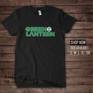KAOS FILM THE GREEN LANTERN (KF375)