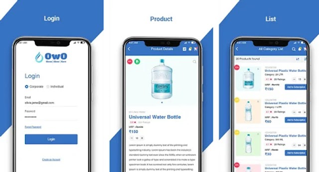 Water ecommerce startup OwO raised Rs1.5 Cr in angel round