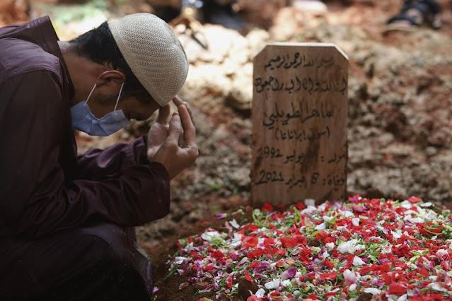 Keluarga Bantah Isu Liar Ustadz Maaher Disiksa Polisi Sebelum Meninggal