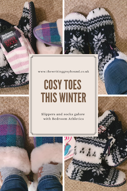 Cosy toes this winter