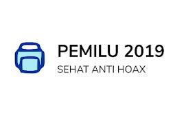 Pemilu 2019 Damai, Berkualitas dan Sehat dengan Tanpa HOAX! Nih Baca Tipsnya