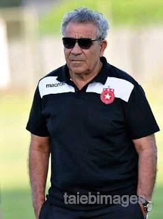 الرجاء المغربي يفاوض المدرب فوزي البنزرتي