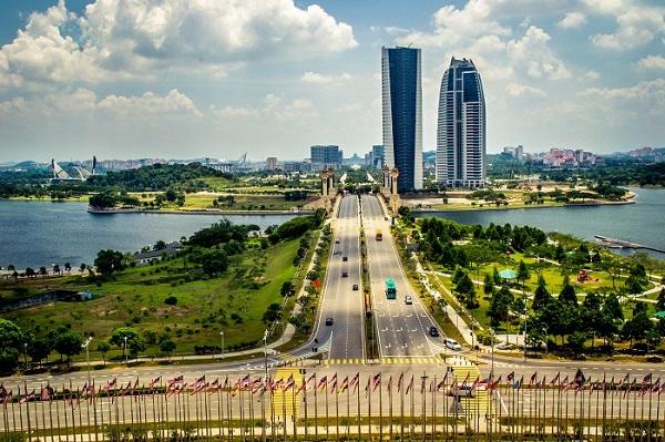 Kết quả hình ảnh cho thành phố Putrajaya