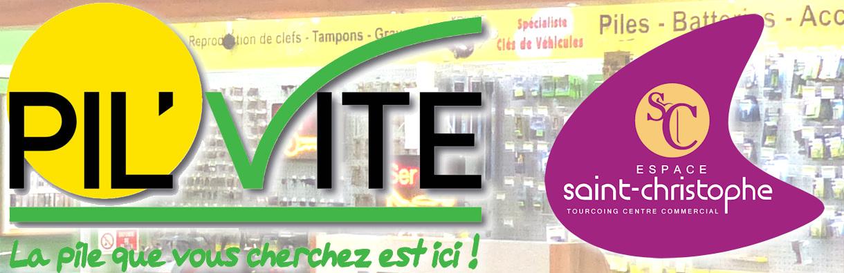 Pil'Vite Tourcoing - Espace Commercial Saint Christophe