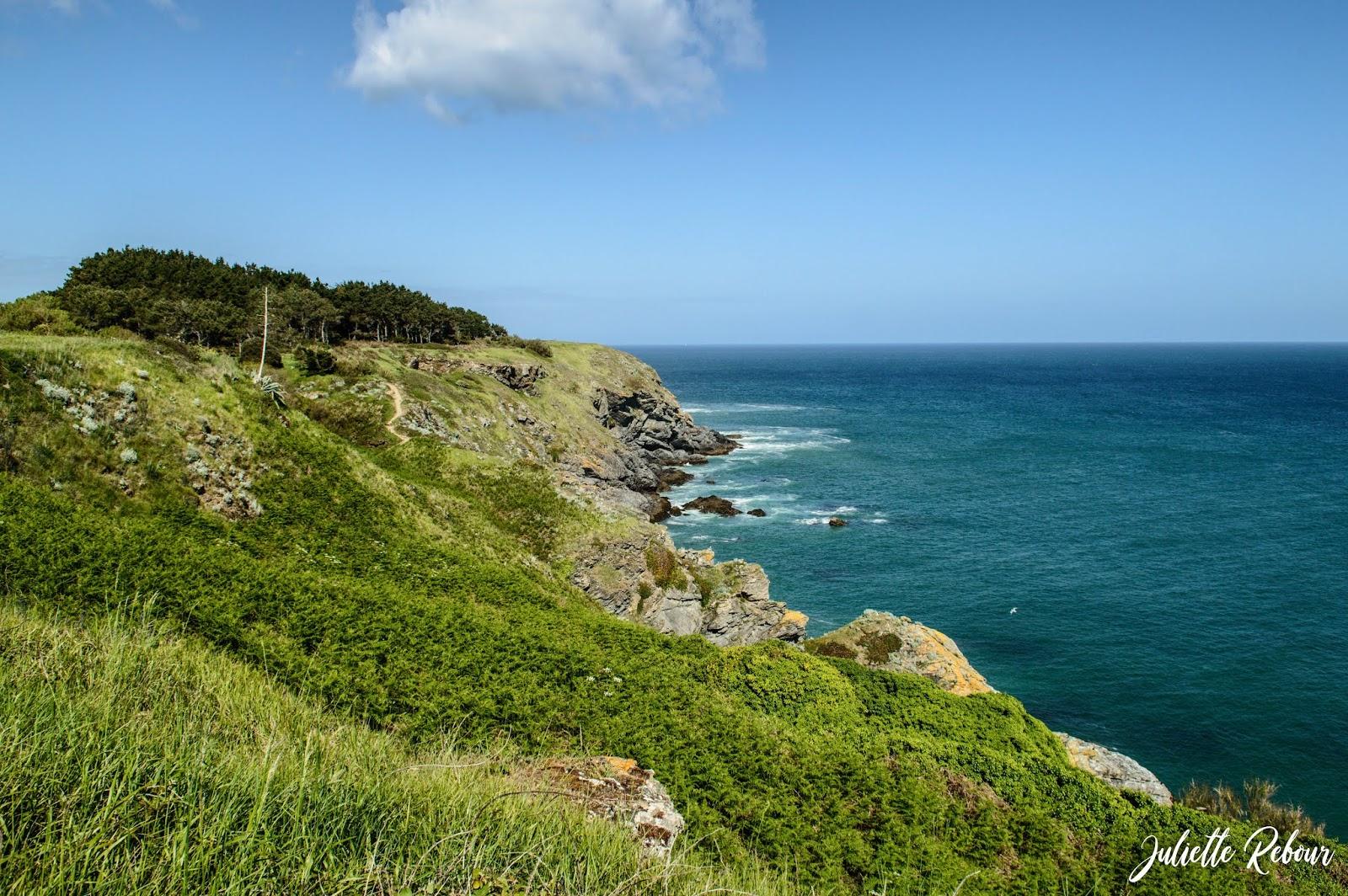 Randonnée à Belle Ile en Mer