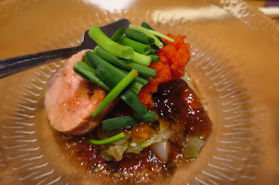Kazu Sumiyaki, ankimo ponzu
