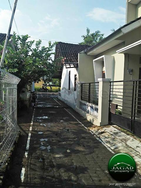 Rumah 2 Lantai dekat Malioboro