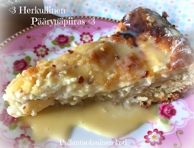 #päärynäpiiras #päärynäpiirakka #piirakka #säilykepäärynöistä #pearpie #baking #sweetpie #pieideas #leivonta