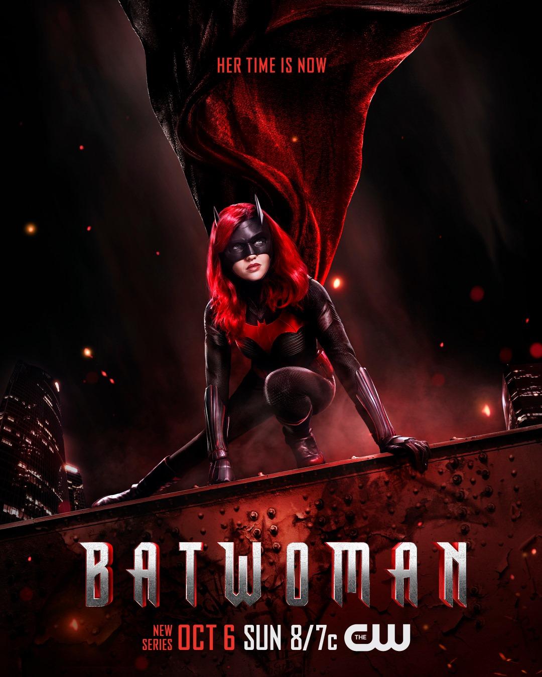 Batwoman season 1 poster