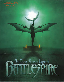 Elder Scrolls Battlespire box art