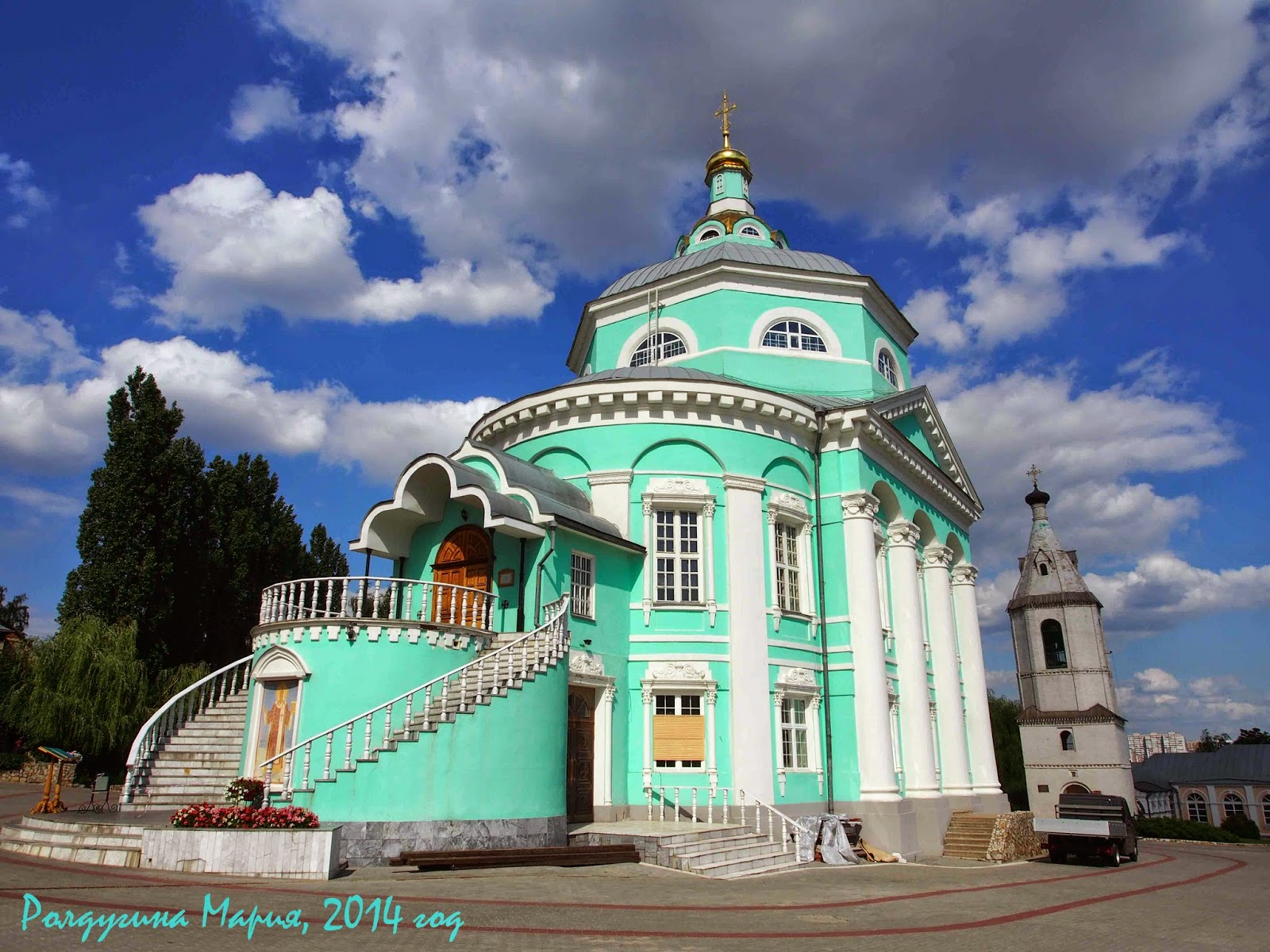 воронеж церковь монастырь