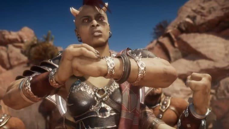 Novo trailer de Mortal Kombat 11 mostra mais sobre Sheeva