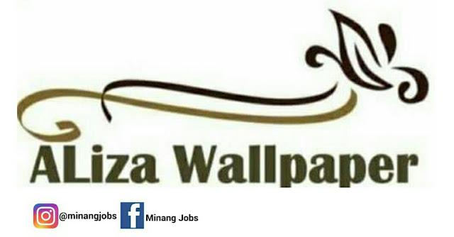 Lowongan Kerja Sumbar Toko Aliza Wallpaper Padang