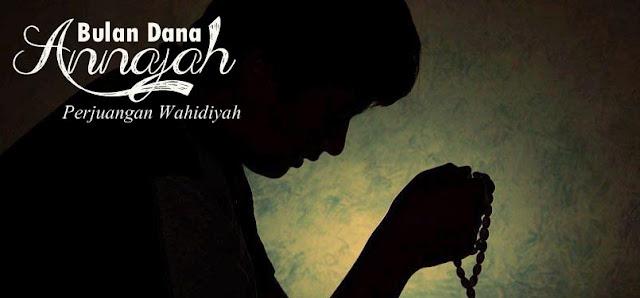 Mujahadah Bulan Dana Perjuangan Wahidiyah