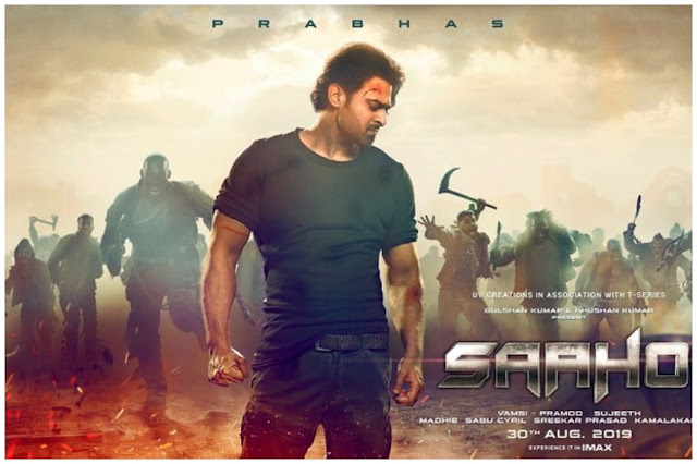 Saaho Hindi Movie Review by Bollywood Movie Review.